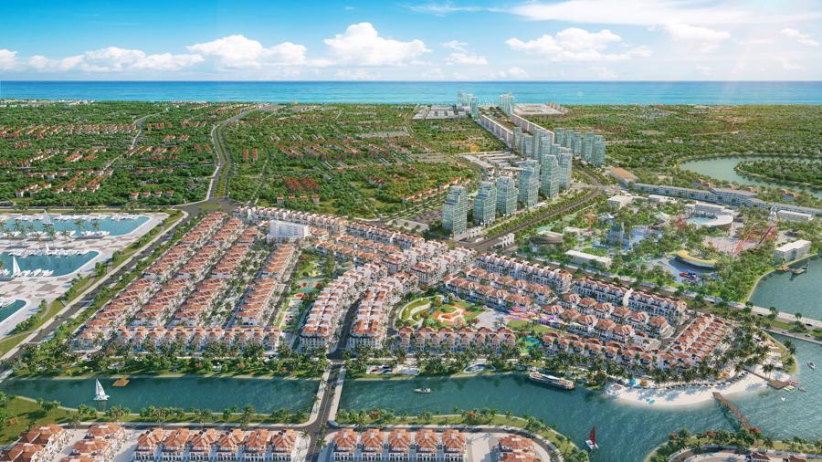 Địa ốc Sầm Sơn chuẩn bị đón vận hội mới với đô thị ven sông Đơ.