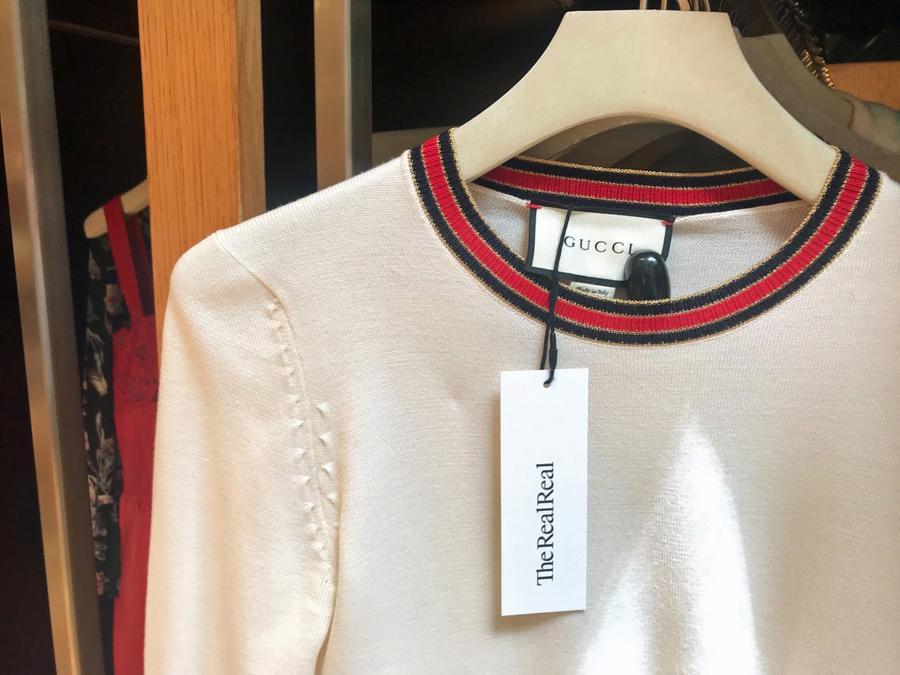 Gucci trở thành thương hiệu được săn đón nhất ngành hàng xa xỉ năm 2021, tính riêng trên thị trường bán lại.