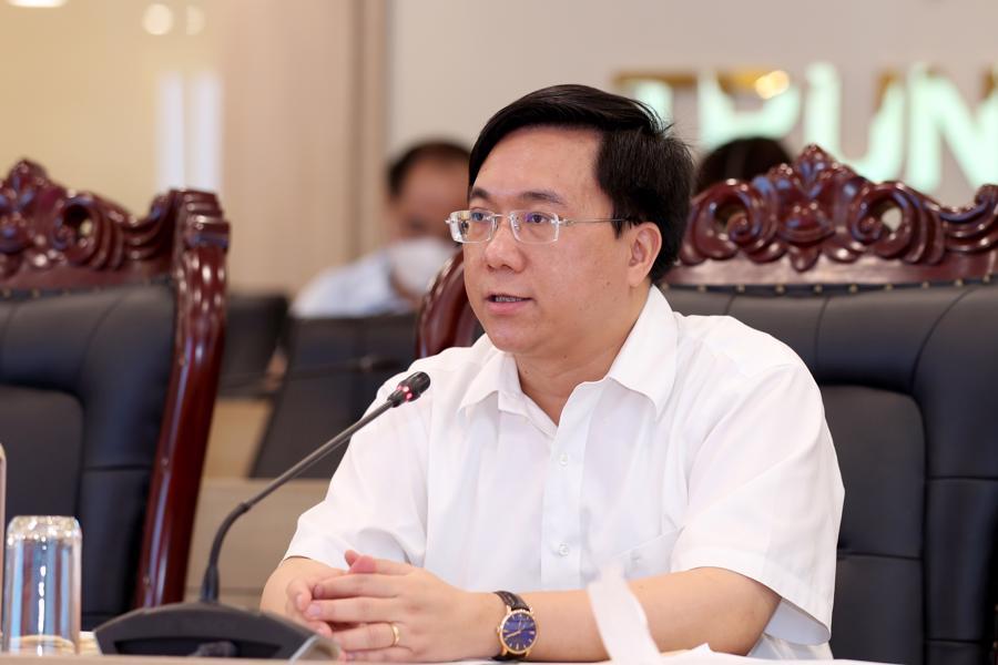 Thứ trưởng Trần Duy Đông kết luận tại Hội nghị