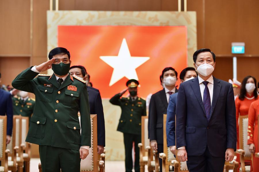 """Thủ tướng: """"Việt Nam cam kết quyết tâm cao nhất cùng cộng đồng quốc tế đẩy lùi dịch bệnh, khôi phục kinh tế"""" - Ảnh 2"""