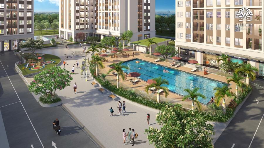 Trụ cột đa tiện ích và toạ lạc ngay tại trung tâm công nghệ cao mới của Đà Nẵng, hứa hẹn The Ori Garden trở thành điểm sáng của thị trường bất động sản.