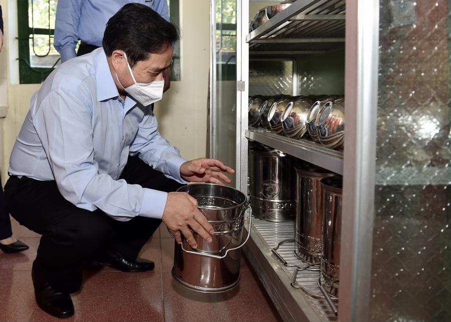 Chùm ảnh Thủ tướng thăm và làm việc tại Thái Nguyên - Ảnh 6