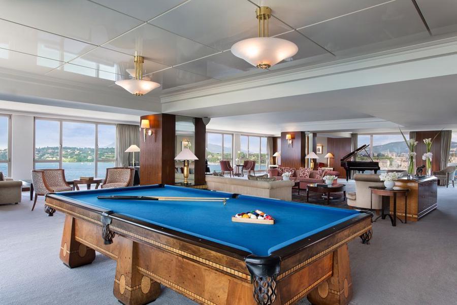 6 phòng khách sạn đắt đỏ nhất thế giới dành cho giới siêu giàu - Ảnh 3