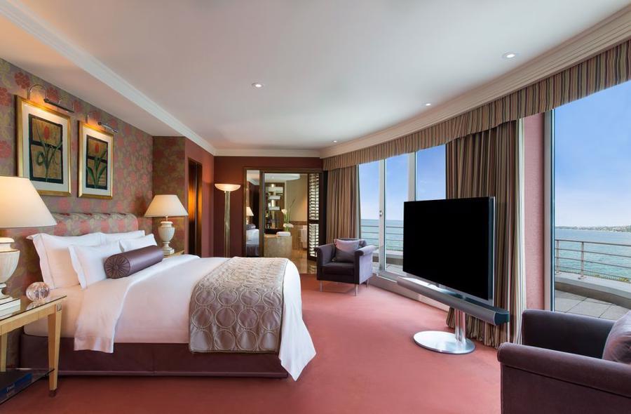 6 phòng khách sạn đắt đỏ nhất thế giới dành cho giới siêu giàu - Ảnh 2