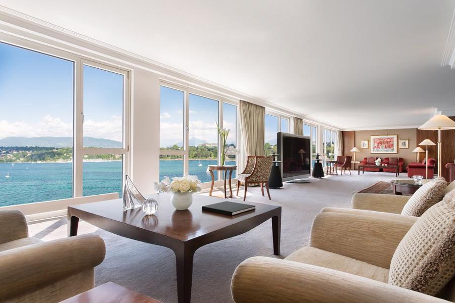 6 phòng khách sạn đắt đỏ nhất thế giới dành cho giới siêu giàu - Ảnh 1
