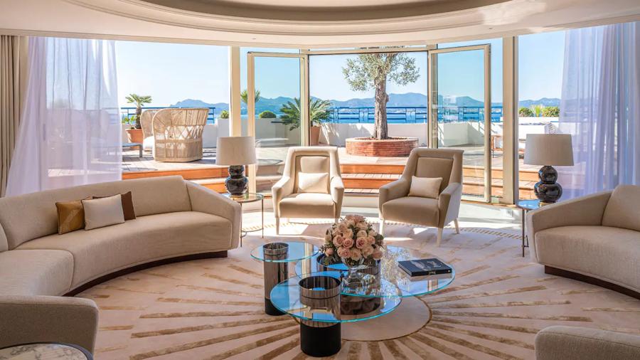 6 phòng khách sạn đắt đỏ nhất thế giới dành cho giới siêu giàu - Ảnh 5