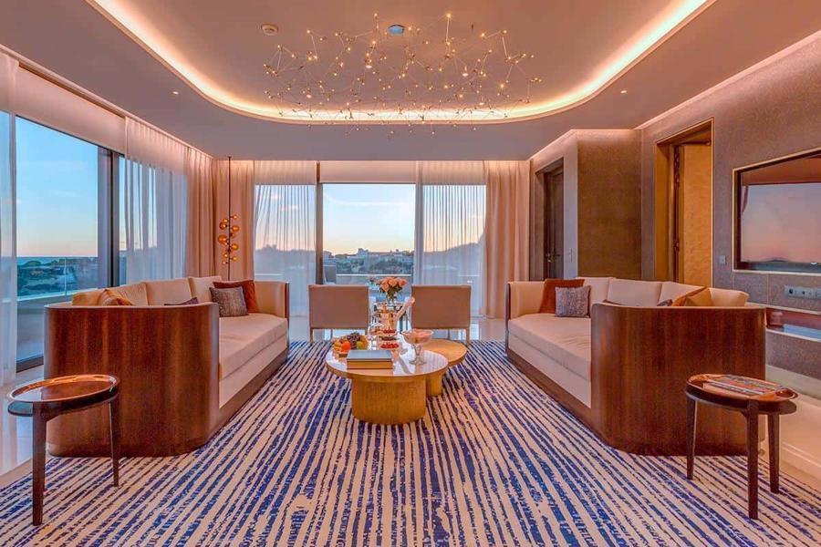 6 phòng khách sạn đắt đỏ nhất thế giới dành cho giới siêu giàu - Ảnh 15