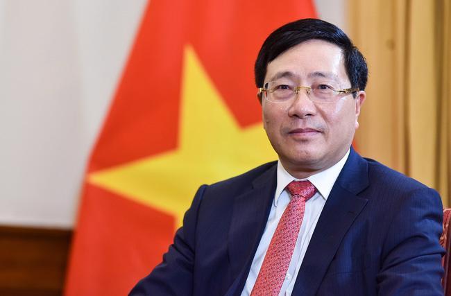 Phó Thủ tướng Phạm Bình Minh - Ảnh: VTV