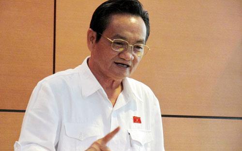 Ông Trần Du Lịch,Phó Chủ tịch Trung tâm Trọng tài quốc tế Việt Nam