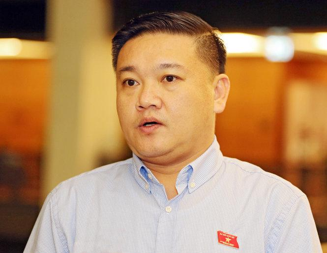 Ông Trần Khắc Tâm,Chủ tịch Hiệp hội Doanh nghiệp tỉnh Sóc Trăng