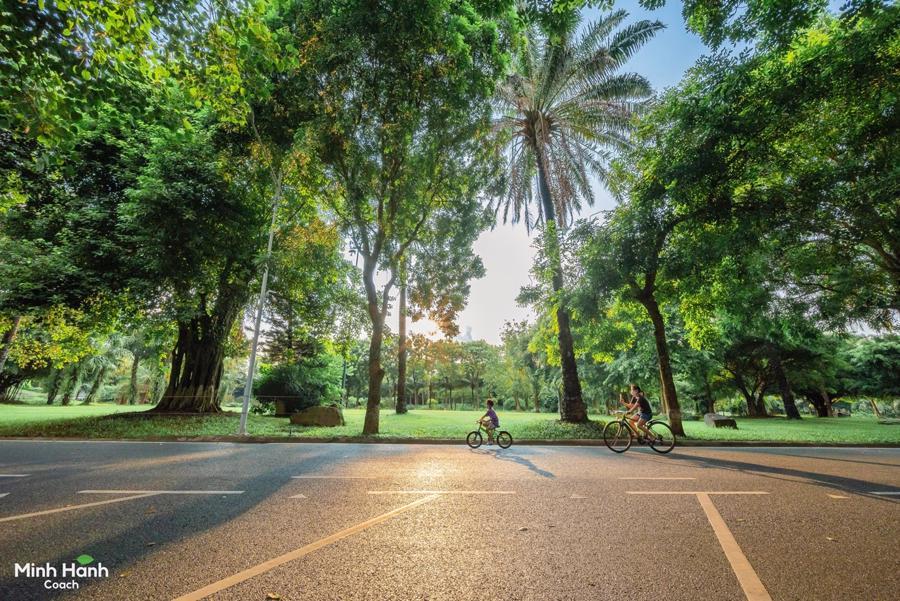 Báo Mỹ ấn tượng với Ecopark có lượng cây xanh gấp 50 lần công viên lớn nhất Mỹ - Ảnh 1