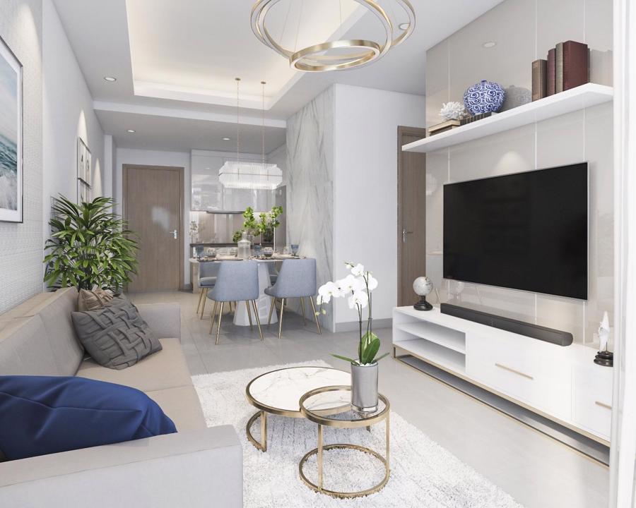 Chỉ từ 300 triệu đồng sở hữu căn hộ thông minh giữa trung tâm du lịch Hạ Long - Ảnh 1