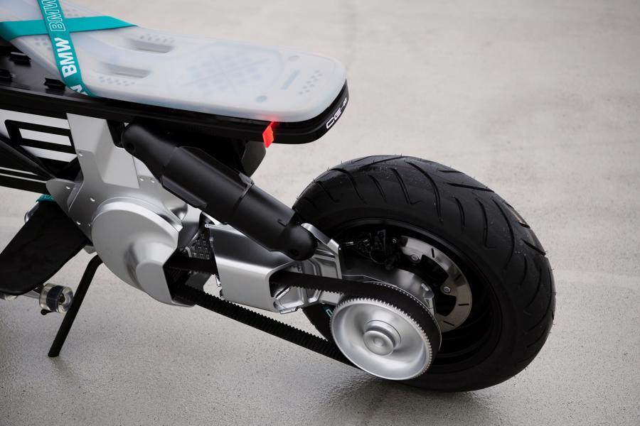 Cận cảnh chiếc mô tô điện cỡ nhỏ đặc biệt của BMW Motorrad - Ảnh 12