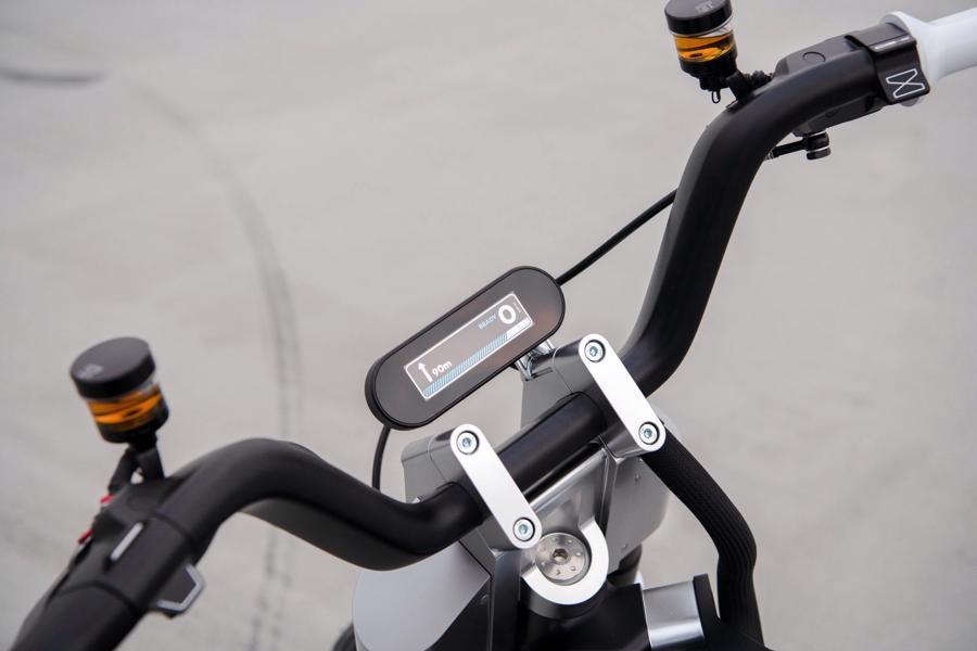 Cận cảnh chiếc mô tô điện cỡ nhỏ đặc biệt của BMW Motorrad - Ảnh 14
