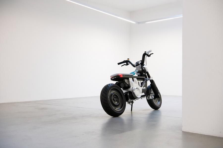 Cận cảnh chiếc mô tô điện cỡ nhỏ đặc biệt của BMW Motorrad - Ảnh 1