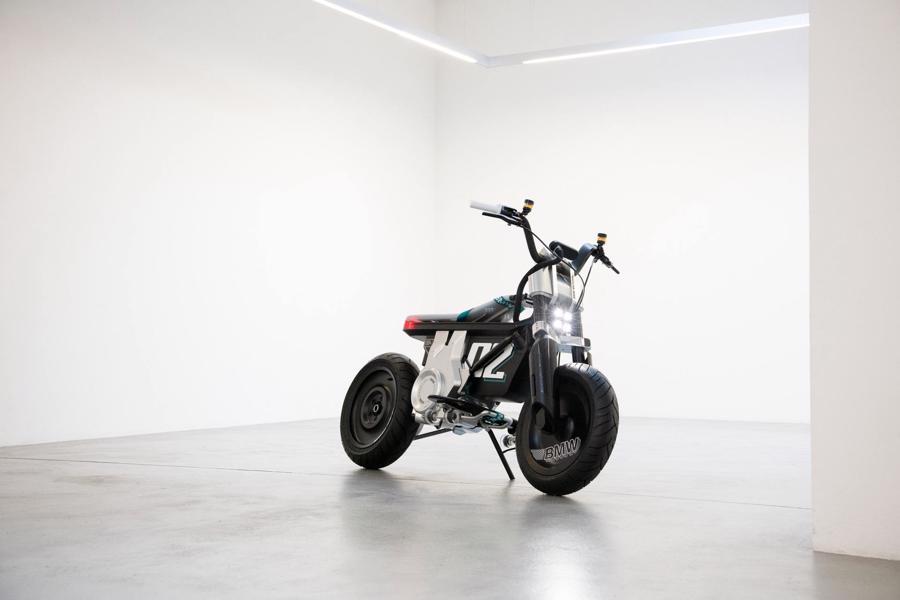 Cận cảnh chiếc mô tô điện cỡ nhỏ đặc biệt của BMW Motorrad - Ảnh 2