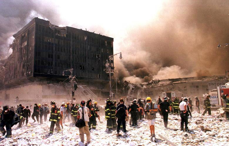 Vụ khủng bố ngày 11/9: Ba giờ đồng hồ thay đổi nước Mỹ mãi mãi - Ảnh 1