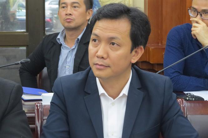 Ông Vũ Anh Tuấn, Phó Tổng giám đốcCông ty cổ phần Chăn nuôi CP Việt Nam