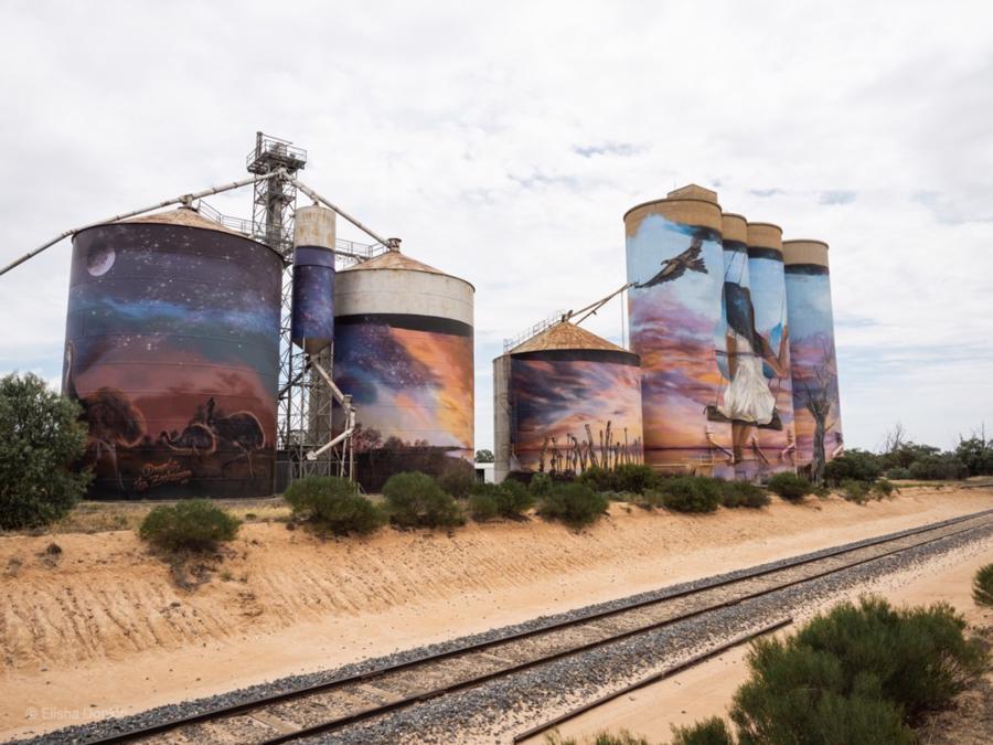 """""""Con đường Silo"""" độc đáo giúp Australia phát triển du lịch dã ngoại - Ảnh 3"""