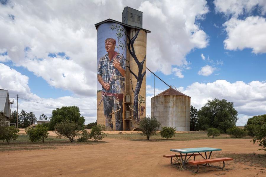 """""""Con đường Silo"""" độc đáo giúp Australia phát triển du lịch dã ngoại - Ảnh 5"""
