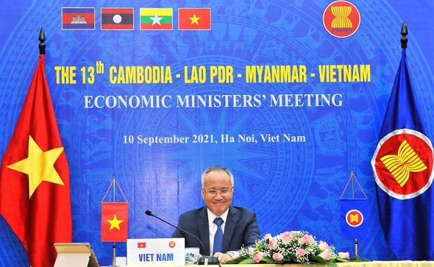 Ông Trần Quốc Khánh-Thứ trưởng Bộ Công Thương.
