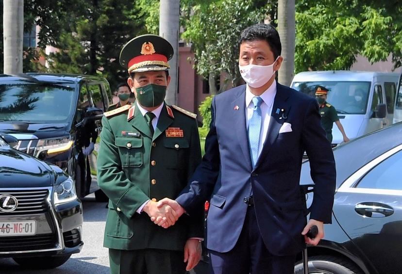 Việt Nam - Nhật Bản ký Thỏa thuận chuyển giao thiết bị và công nghệ quốc phòng - Ảnh 1