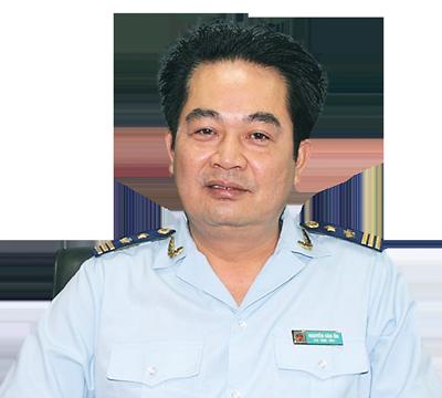 Ông Nguyễn Văn Ổn, Phó Cục trưởng Cục Điều tra chống buôn lậu (Tổng cục Hải quan)