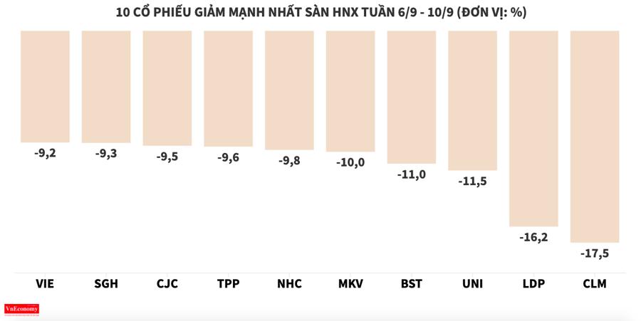 Cổ phiếu VMD rơi tự do, TGG chưa hết công cuộc tìm đỉnh - Ảnh 6