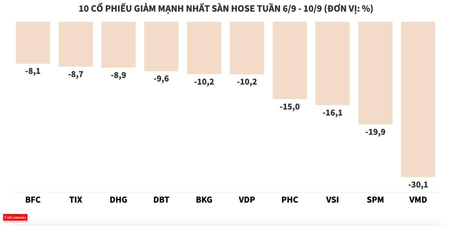 Cổ phiếu VMD rơi tự do, TGG chưa hết công cuộc tìm đỉnh - Ảnh 3