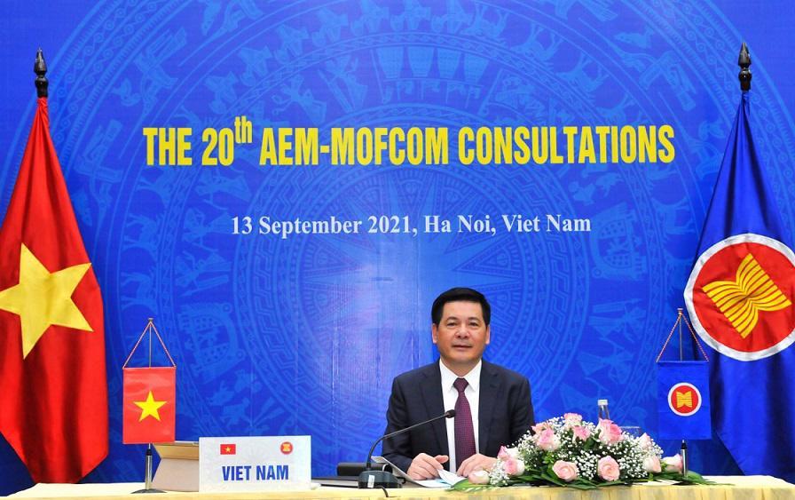 Ông Nguyễn Hồng Diên, Bộ trưởng Bộ Công Thương