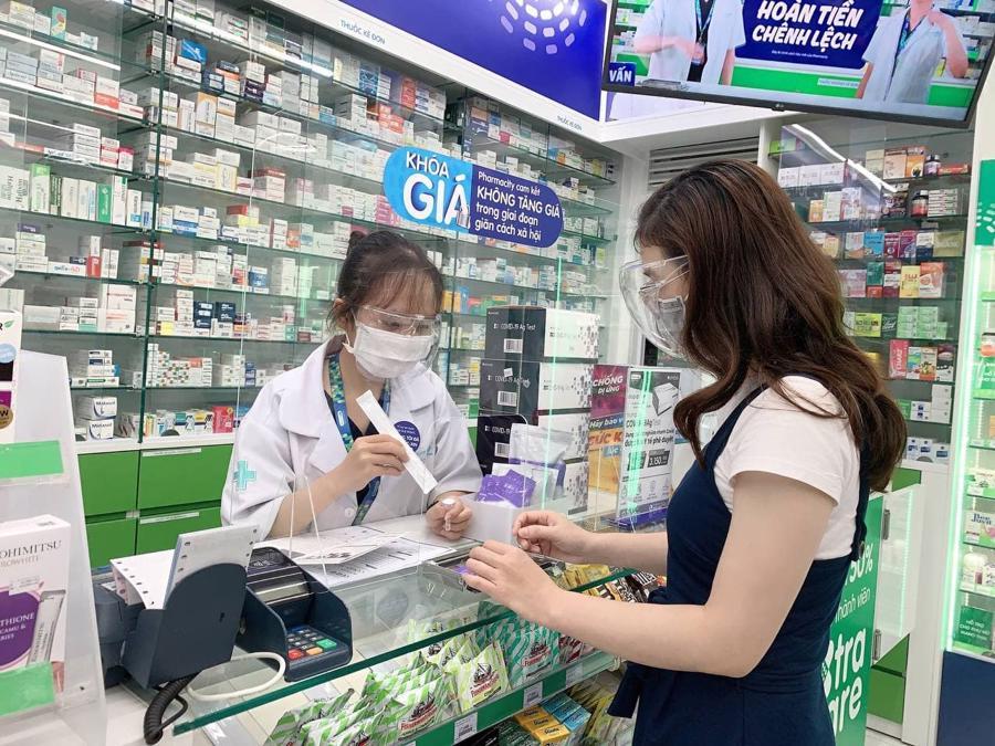 Mặc dù ảnh hưởng của dịch bệnh rất lớn nhưng Pharmacity vẫn kiên định với tham vọng kinh doanh của mình tại thị trường Việt Nam.