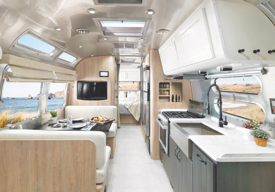 """Phượt kiểu siêu sang trên """"nhà xe di động"""" mới toanh của Airstream - Ảnh 5"""