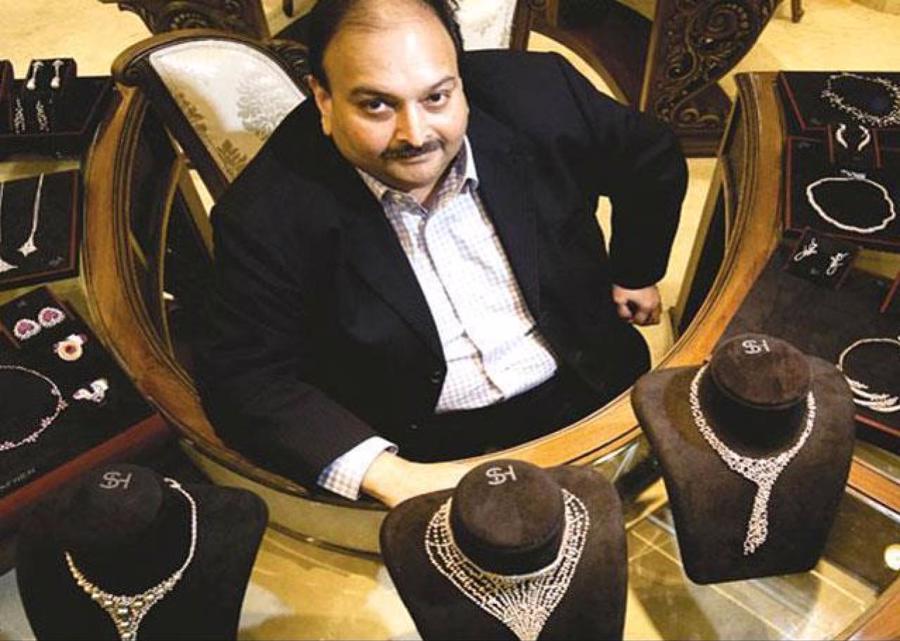 ÔngMehul Choksi, chủ tịch tập đoànGitanjani - Ảnh:Instagram