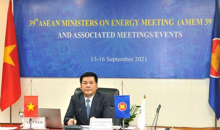 Bộ trưởng Năng lượng 10 nước ASEAN đồng thuận phát triển nền kinh tế ít carbon - Ảnh 1