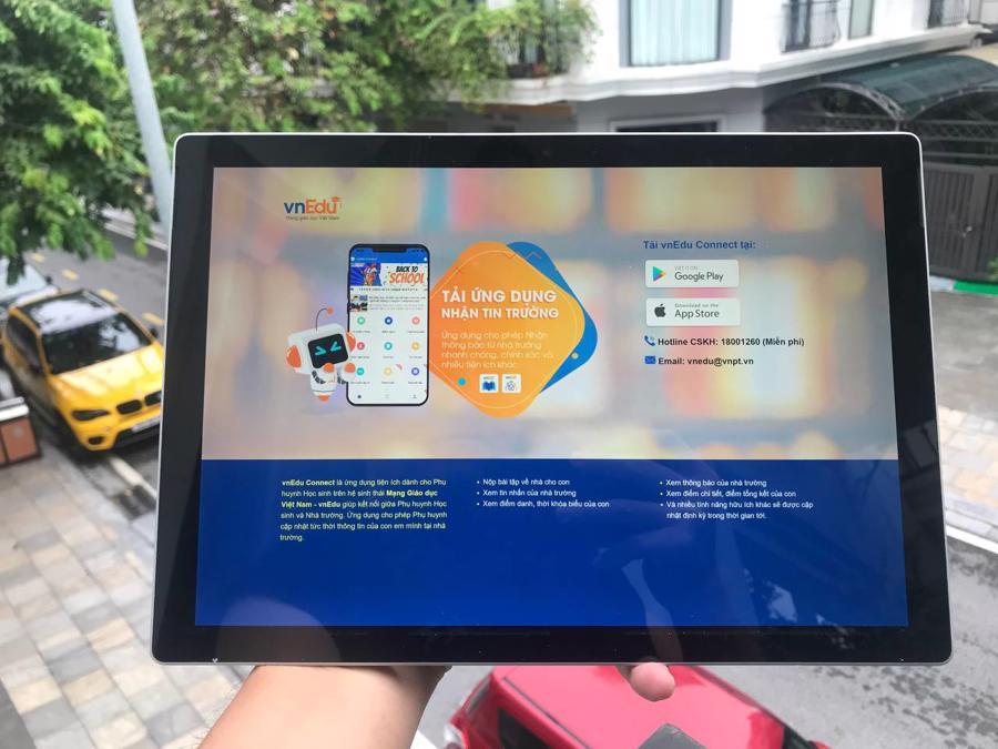 VNPT hỗ trợ 37.000 máy tính bảng cho học sinh nghèo.