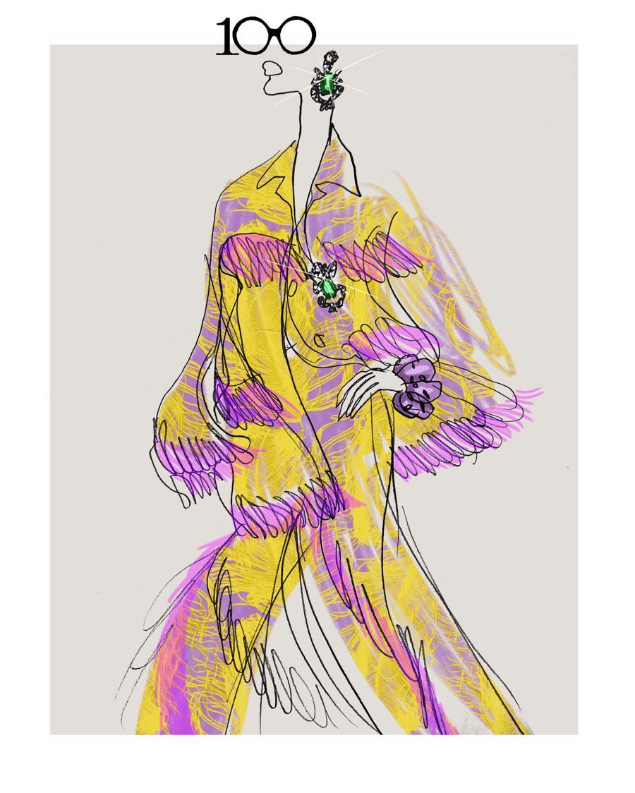H&Mhợp tác với ngôi sao thời trang 100 tuổi Iris Apfel, kết quả sẽ là gì? - Ảnh 6