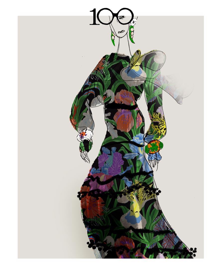 H&Mhợp tác với ngôi sao thời trang 100 tuổi Iris Apfel, kết quả sẽ là gì? - Ảnh 5