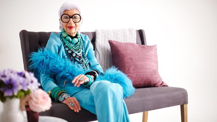 H&Mhợp tác với ngôi sao thời trang 100 tuổi Iris Apfel, kết quả sẽ là gì? - Ảnh 9