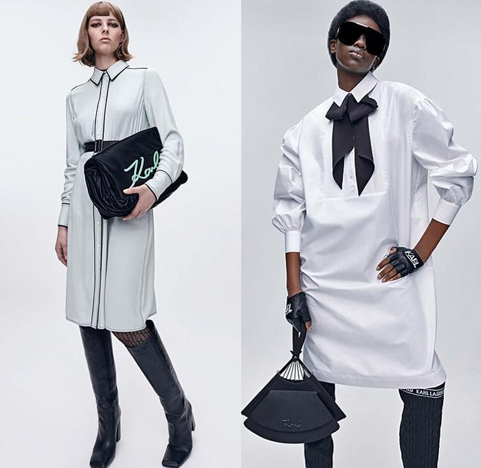 Karl Lagerfeld ra mắt bộ sưu tập sử dụng công nghệ blockchain - Ảnh 8