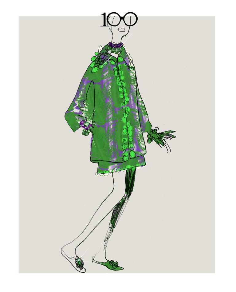 H&Mhợp tác với ngôi sao thời trang 100 tuổi Iris Apfel, kết quả sẽ là gì? - Ảnh 3