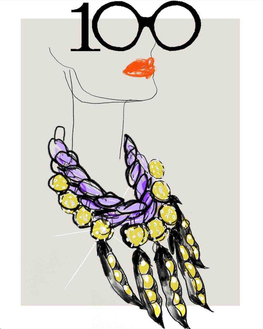 H&Mhợp tác với ngôi sao thời trang 100 tuổi Iris Apfel, kết quả sẽ là gì? - Ảnh 4