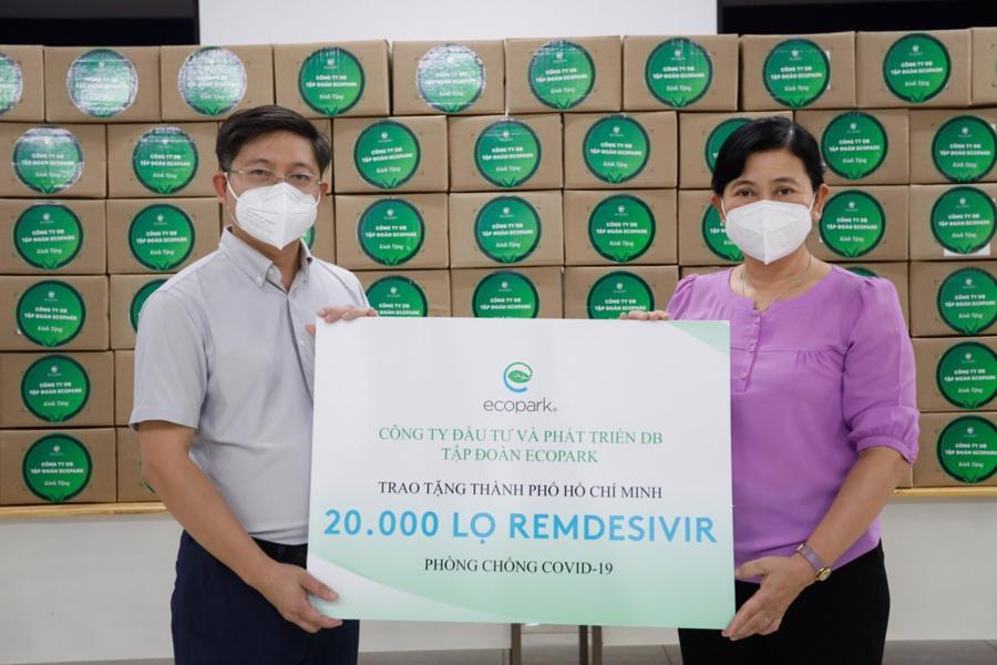Lô thuốc 200.000 lọ Remdesivir đặc trị Covid-19 về Việt Nam được phân bổ thế nào? - Ảnh 1