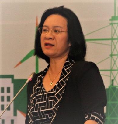 Bà Ngụy Thị Khanh, Giám đốc điều hành GreenID.