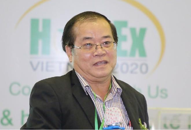 Ông Đặng Phúc Nguyên, Tổng thư ký Hiệp hội Rau quả Việt Nam.