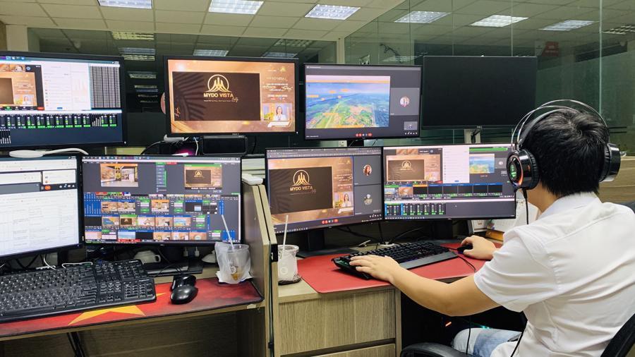Công nghệ được áp dụng tối đa vào hoạt động kinh doanh của Hải Phát Land.