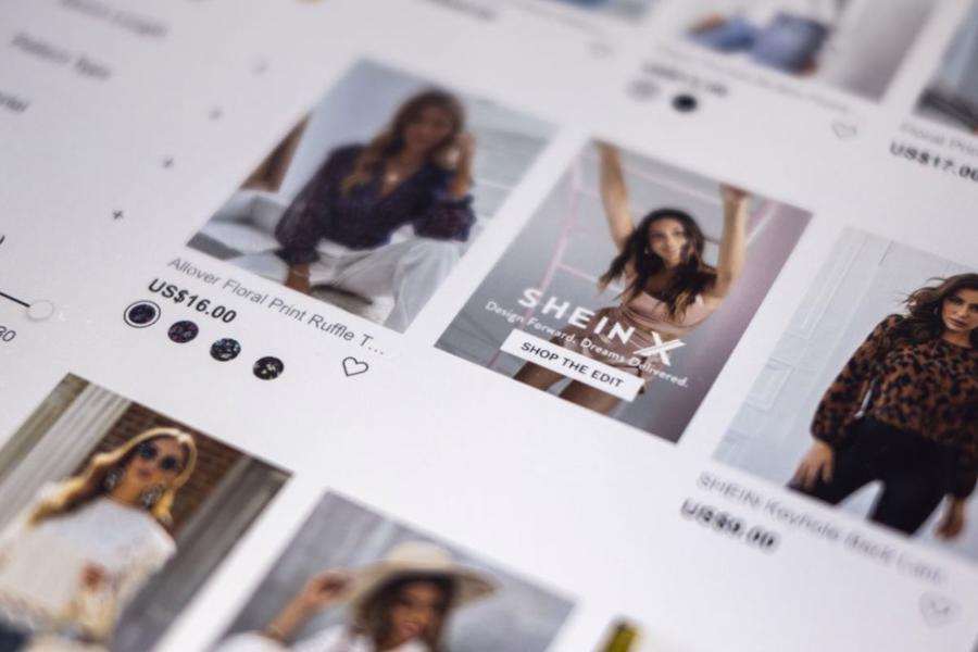Shein nằm trong nhóm website thời trang được truy cập nhiều nhất thế giới.