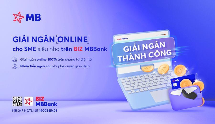 BIZ MBBank cung cấp nhiều dịch vụ đa dạng và thuận tiện.