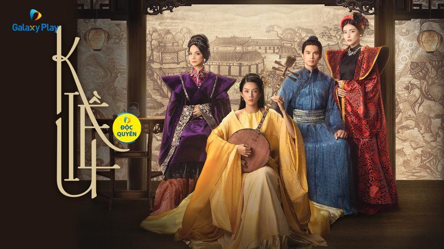 Kiều - phim Việt chiếu rạp mới phát hành gần đây nhất. Bạn đã có dịp thưởng thức?