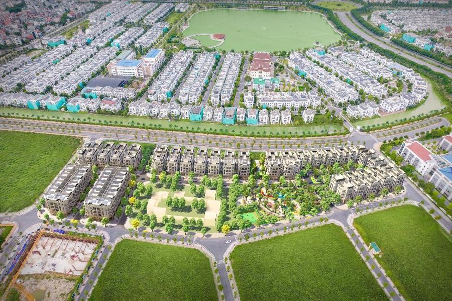 Thị trường bất động sản quận Long Biên chuẩn bị dậy sóng.