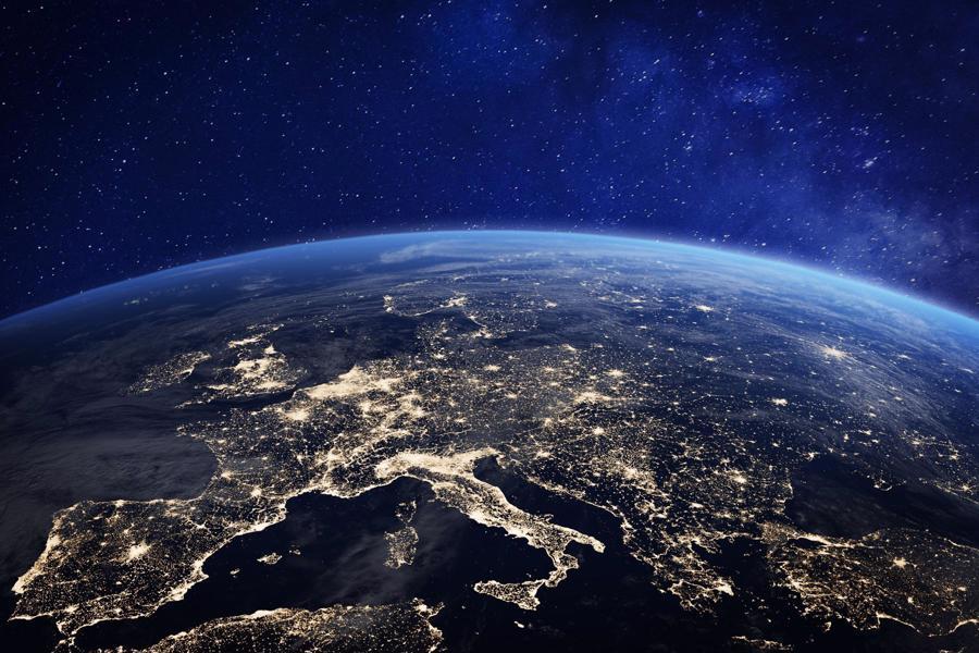Theo các nhà phi hành gia mô tả đó là một khung cảnh tuyệt vời, khi bạn có thể ngắm hành tinh này không một giới hạn nào.
